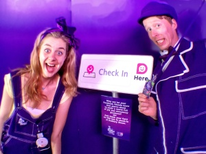 Joyville Cadbury Olympics Social Media Autoamted Update